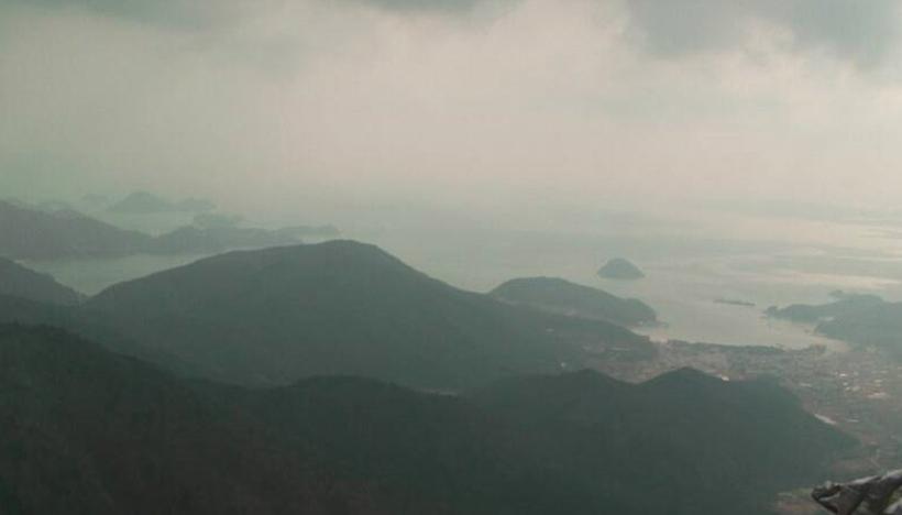 한려해상 국립공원 사진