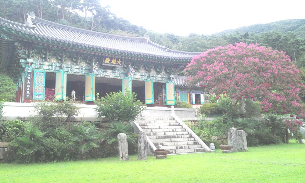 Depiction of 만연사