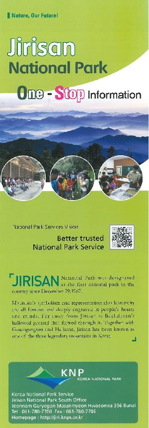 Jirisan National Park One-stop Information